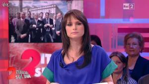 Lorena Bianchetti dans Italia Sul Due - 17/04/12 - 02
