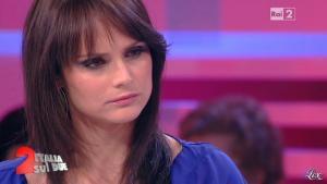 Lorena Bianchetti dans Italia Sul Due - 17/04/12 - 08