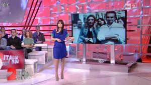 Lorena Bianchetti dans Italia Sul Due - 17/04/12 - 09