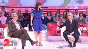 Lorena Bianchetti dans Italia Sul Due - 17/04/12 - 13
