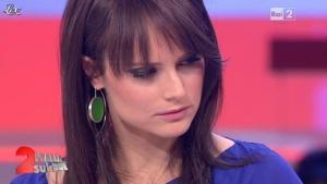 Lorena Bianchetti dans Italia Sul Due - 17/04/12 - 14