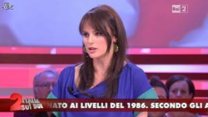 Lorena Bianchetti dans Italia Sul Due - 17/04/12 - 15