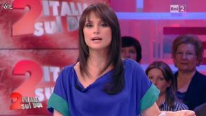 Lorena Bianchetti dans Italia Sul Due - 17/04/12 - 16