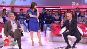 Lorena Bianchetti dans Italia Sul Due - 17/04/12 - 17