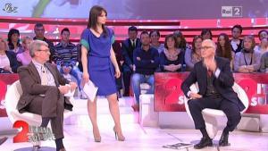 Lorena Bianchetti dans Italia Sul Due - 17/04/12 - 18