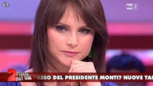 Lorena Bianchetti dans Italia Sul Due - 17/04/12 - 19