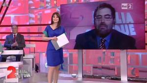 Lorena Bianchetti dans Italia Sul Due - 17/04/12 - 20