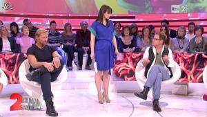 Lorena Bianchetti dans Italia Sul Due - 17/04/12 - 21