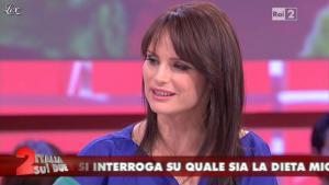 Lorena Bianchetti dans Italia Sul Due - 17/04/12 - 22