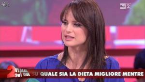 Lorena Bianchetti dans Italia Sul Due - 17/04/12 - 23