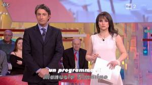 Lorena Bianchetti dans Italia Sul Due - 20/02/12 - 01