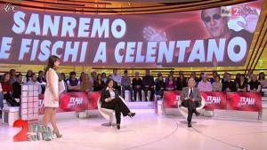 Lorena Bianchetti dans Italia Sul Due - 20/02/12 - 03