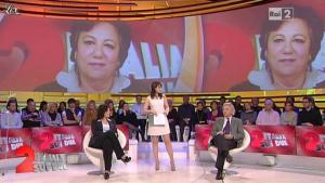 Lorena Bianchetti dans Italia Sul Due - 20/02/12 - 04