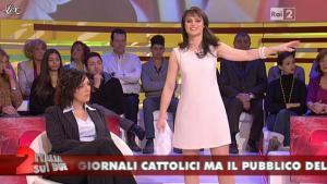 Lorena Bianchetti dans Italia Sul Due - 20/02/12 - 05