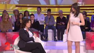 Lorena Bianchetti dans Italia Sul Due - 20/02/12 - 06