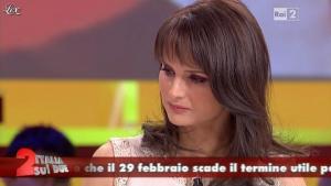 Lorena Bianchetti dans Italia Sul Due - 20/02/12 - 07