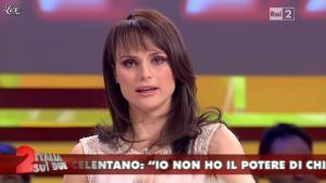 Lorena Bianchetti dans Italia Sul Due - 20/02/12 - 09