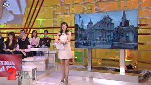 Lorena Bianchetti dans Italia Sul Due - 20/02/12 - 11