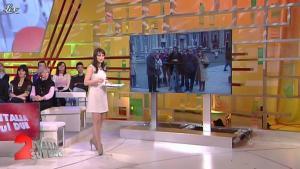 Lorena Bianchetti dans Italia Sul Due - 20/02/12 - 13