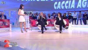 Lorena Bianchetti dans Italia Sul Due - 20/02/12 - 14