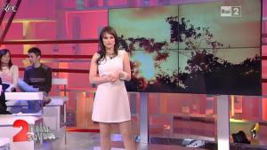 Lorena Bianchetti dans Italia Sul Due - 20/02/12 - 15
