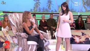 Lorena Bianchetti dans Italia Sul Due - 20/02/12 - 20