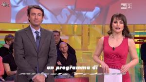 Lorena Bianchetti dans Italia Sul Due - 27/02/12 - 01