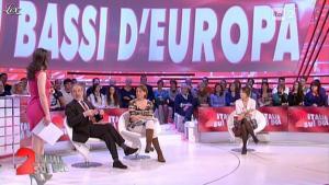Lorena Bianchetti dans Italia Sul Due - 27/02/12 - 03