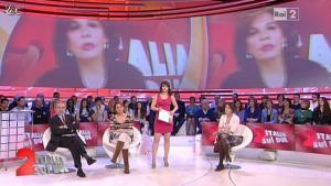 Lorena Bianchetti dans Italia Sul Due - 27/02/12 - 04