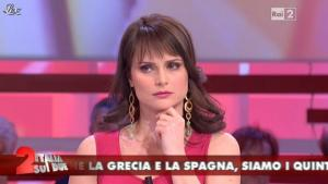 Lorena Bianchetti dans Italia Sul Due - 27/02/12 - 05