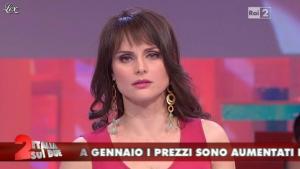 Lorena Bianchetti dans Italia Sul Due - 27/02/12 - 07
