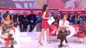 Lorena Bianchetti dans Italia Sul Due - 27/02/12 - 11