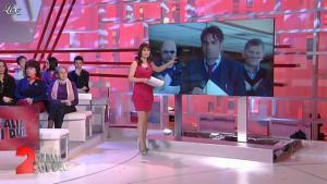 Lorena Bianchetti dans Italia Sul Due - 27/02/12 - 15