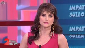 Lorena Bianchetti dans Italia Sul Due - 27/02/12 - 17