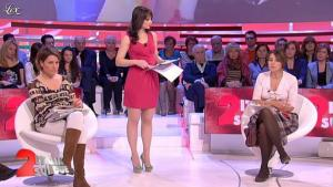 Lorena Bianchetti dans Italia Sul Due - 27/02/12 - 20