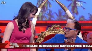 Lorena Bianchetti dans Italia Sul Due - 27/02/12 - 22