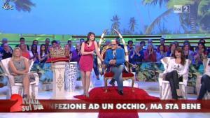 Lorena Bianchetti dans Italia Sul Due - 27/02/12 - 28
