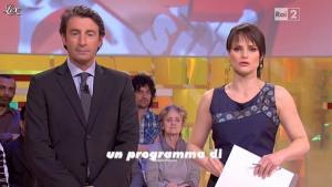 Lorena Bianchetti dans Italia Sul Due - 29/02/12 - 01