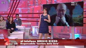 Lorena Bianchetti dans Italia Sul Due - 29/02/12 - 03
