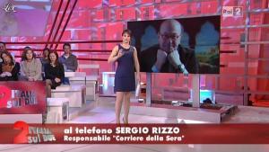 Lorena Bianchetti dans Italia Sul Due - 29/02/12 - 04