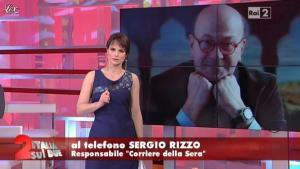 Lorena Bianchetti dans Italia Sul Due - 29/02/12 - 06