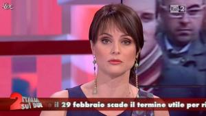 Lorena Bianchetti dans Italia Sul Due - 29/02/12 - 09