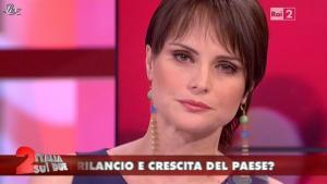 Lorena Bianchetti dans Italia Sul Due - 29/02/12 - 10