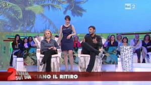 Lorena Bianchetti dans Italia Sul Due - 29/02/12 - 11