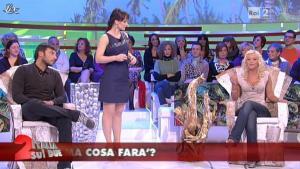 Lorena Bianchetti dans Italia Sul Due - 29/02/12 - 13