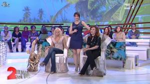 Lorena Bianchetti dans Italia Sul Due - 29/02/12 - 14