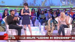 Lorena Bianchetti dans Italia Sul Due - 29/02/12 - 15