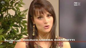 Lorena Bianchetti dans Pomeriggio Sul Due - 29/11/10 - 03