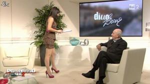 Lorena Bianchetti dans Pomeriggio Sul Due - 29/11/10 - 07