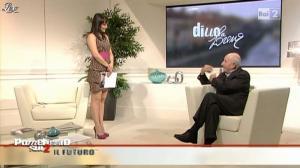 Lorena Bianchetti dans Pomeriggio Sul Due - 29/11/10 - 08